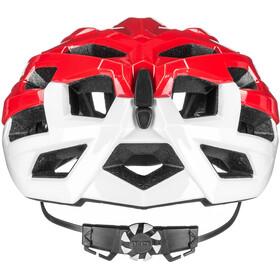 UVEX Race 7 Casco, red/white
